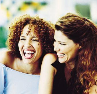 Tudo começa com o sorriso