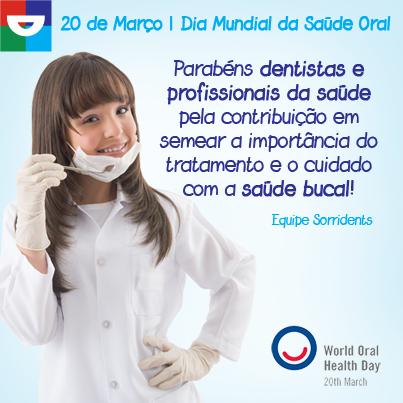 Dicas de saúde para comemorar o Dia Mundial da Saúde Bucal